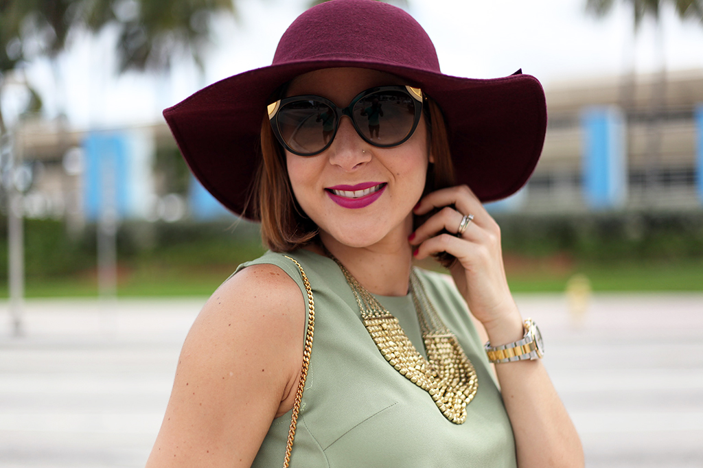 10-19-15 Blame it on Mei SheIn Romper Nordstrom Hat Fall 2015 Fashion Blogger Rolex Daytona Tiffany T bracelet Henri Bendel ring Hinge Sandals Louis Vuitton sunglasses Chloe Drew Leopard