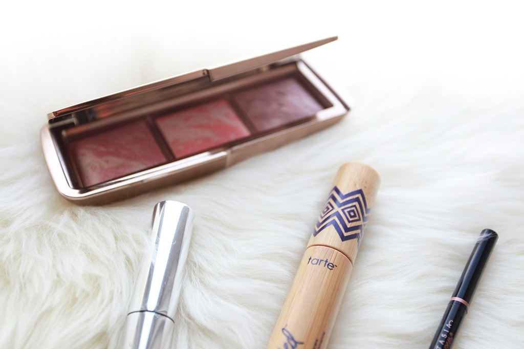 10-23-15 Blame it on Mei Fall 2015 Beauty Fashion Blogger Tarte Mascara Hourglass Blush Anastasia Beverky Hills Brow Wiz Brow Gel Must Have Makeup Products