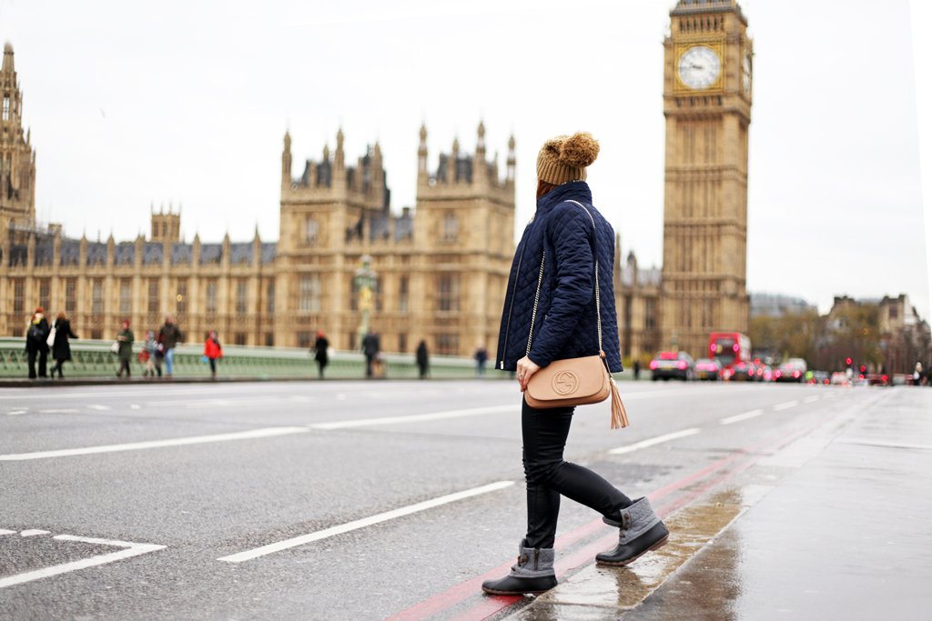 2-19-16-Blame-it-on-Mei-Fashion-Travel-Blogger-London-UK-Big-Ben-Parliament-Westminster-Bridge-Winter-Leopard-Scarf-Gucci-Soho-Down-Jacket-Pom-Beanie