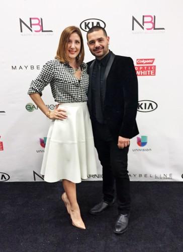 Blame-it-on-Mei-Miami-Fashion-Blogger-2016-Spring-Outfit-Idea-Look-Buffalo-Plaid-Shirt-Midi-Pleather-White-Skirt-Michael-Costello-Loubotin-Nude-Heels