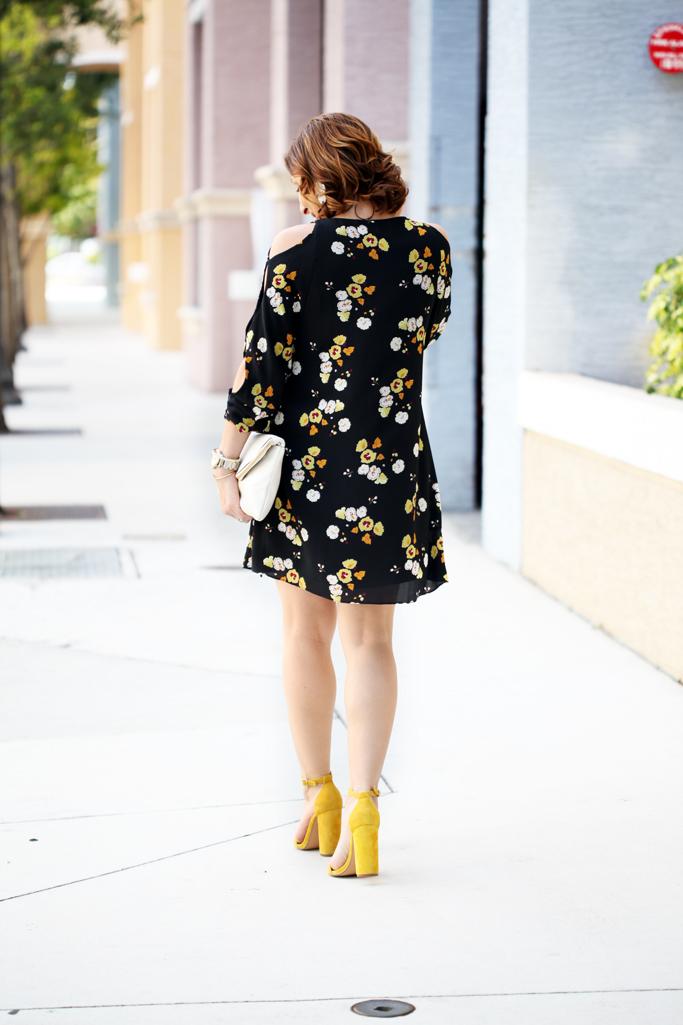 5-2-16-Blame-it-on-Mei-Miami-Fashion-Blogger-2016-Spring-Outfit-Look-Floral-Dress-White-Henri-Bendel-Debutante-Tassel-Clutch-Baublebar-Geranium-Earrings-Steve-Madden-Carrson-Yellow-Sandals-4-1024
