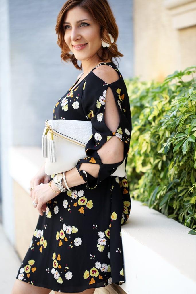 5-2-16-Blame-it-on-Mei-Miami-Fashion-Blogger-2016-Spring-Outfit-Look-Floral-Dress-White-Henri-Bendel-Debutante-Tassel-Clutch-Baublebar-Geranium-Earrings-Steve-Madden-Carrson-Yellow-Sandals-5-1024