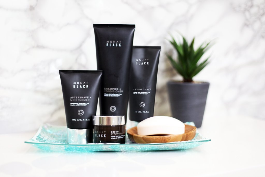 Pamper Dad This Father's Day: MONAT BLACK System Giveaway ...