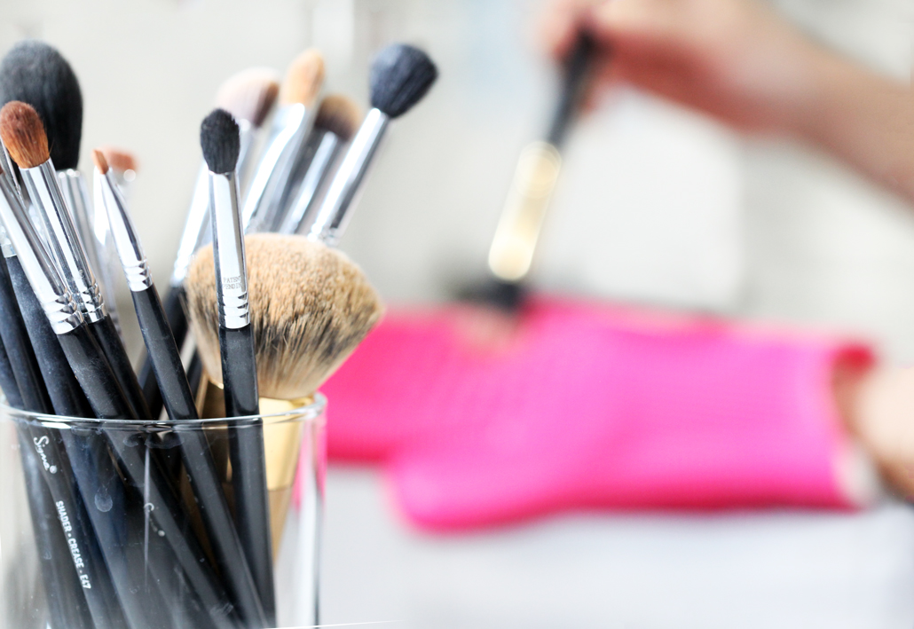 How To Clean Your Makeup Brushes - Blame it on Mei | A Miami ...