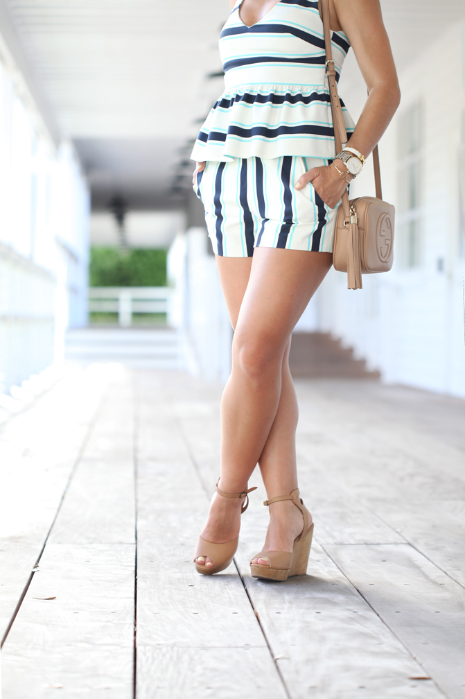 Blame-it-on-Mei-Miami-Fashion-Blogger-Swim-Week-2016-Summer-Look-Striped-Set-Peplum-with-Shorts-Choker-Hermes-H-Bracelet-Gucci-Soho-CrossbodyBlame-it-on-Mei-Miami-Fashion-Blogger-Swim-Week-2016-Summer-Look-Striped-Set-Peplum-with-Shorts-Choker-Hermes-H-Bracelet-Gucci-Soho-Crossbody