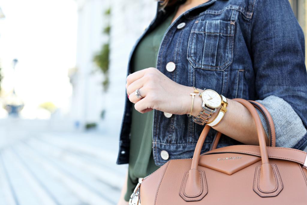lame-it-on-Mei-Miami-Fashion-Travel-Blogger-San-Francisco-2016-Summer-Look-White-Trousers-with-Denim-Jacket-Chanel-Pin-Givenchy-Antigona-Panama-Hat-Valentino-Rockstud-Espadrille