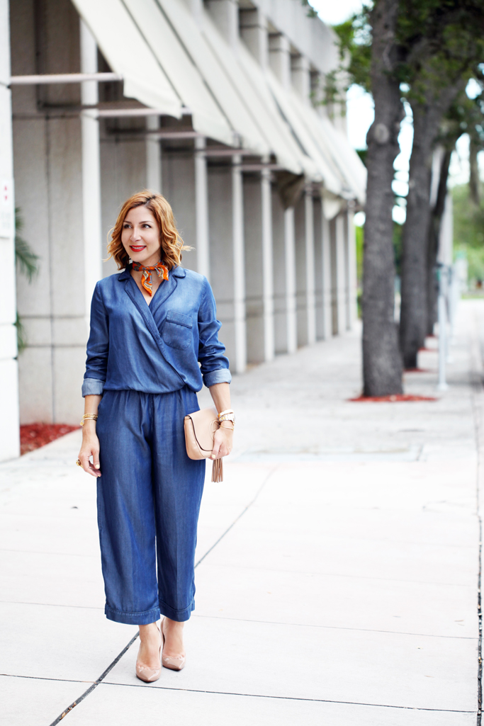 Blame-it-on-Mei-Miami-Fashion-Blogger-2016-Chambray-Denim-Jumpsuit-Fall-Outfit-Transiton-Look-Blush-Patent-Louboutin-So-Kate-Gucci-Soho-Neck-Scarf-Soft-Curls-Short-HairBlame-it-on-Mei-Miami-Fashion-Blogger-2016-Chambray-Denim-Jumpsuit-Fall-Outfit-Transiton-Look-Blush-Patent-Louboutin-So-Kate-Gucci-Soho-Neck-Scarf-Soft-Curls-Short-Hair