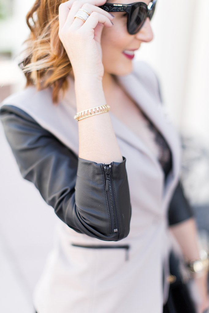 Blame-it-on-Mei-Miami-Fashion-Blogger-2016-Thanksgiving-Look-Leather-Sleeve-Jacket-Lace-Cami-YSL-Velvet-Handbag-Cat-Eye-Miu-Miu-Sunglasses-Fall-Look