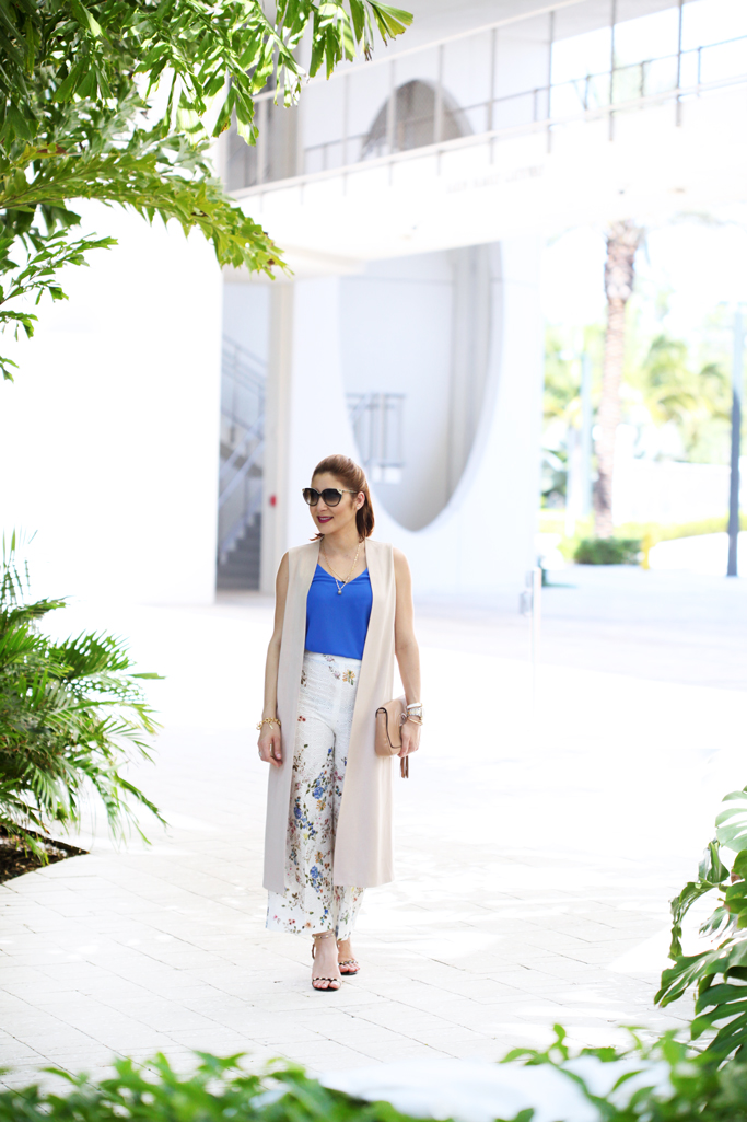 Blame-it-on-Mei-Miami-Fashion-Blogger-2016-Transition-to-Fall-in-Miami-Eyelet-Pants-Long-Vest-Valentino-Rockstud-Ankle-Strap-Sandal-Gucci-Soho-Crossbody-with-Tassel