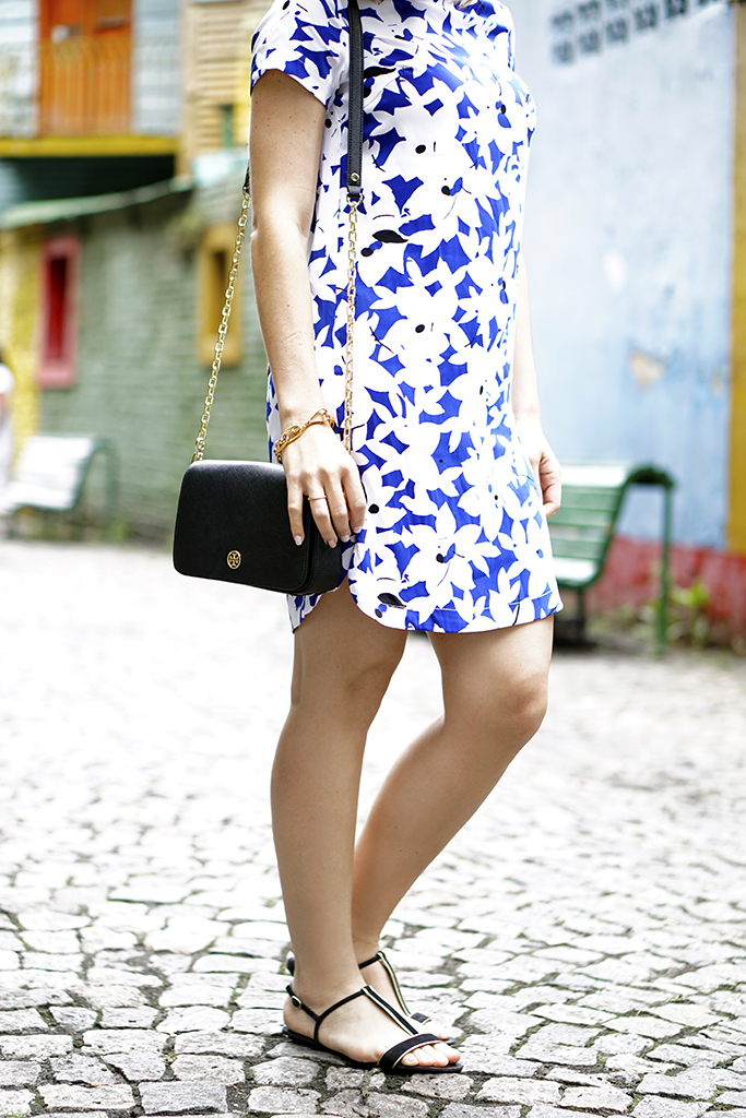 Blame-it-on-Mei-Miami-Fashion-Travel-Blogger-2017-Buenos-Aires-Argentina-Summer-Travel-Look-Casual-Outfit-Panama-Hat-Floral-Dress-Tassel-Earrings-Caminito-Neighborhood