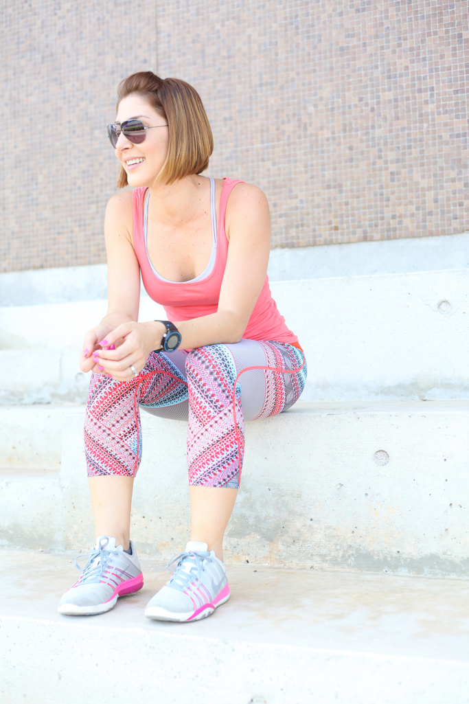 Blame it on Mei, @blameitonmei, Miami Fashion Lifestyle Blogger, 15 minute workout, prAna active wear