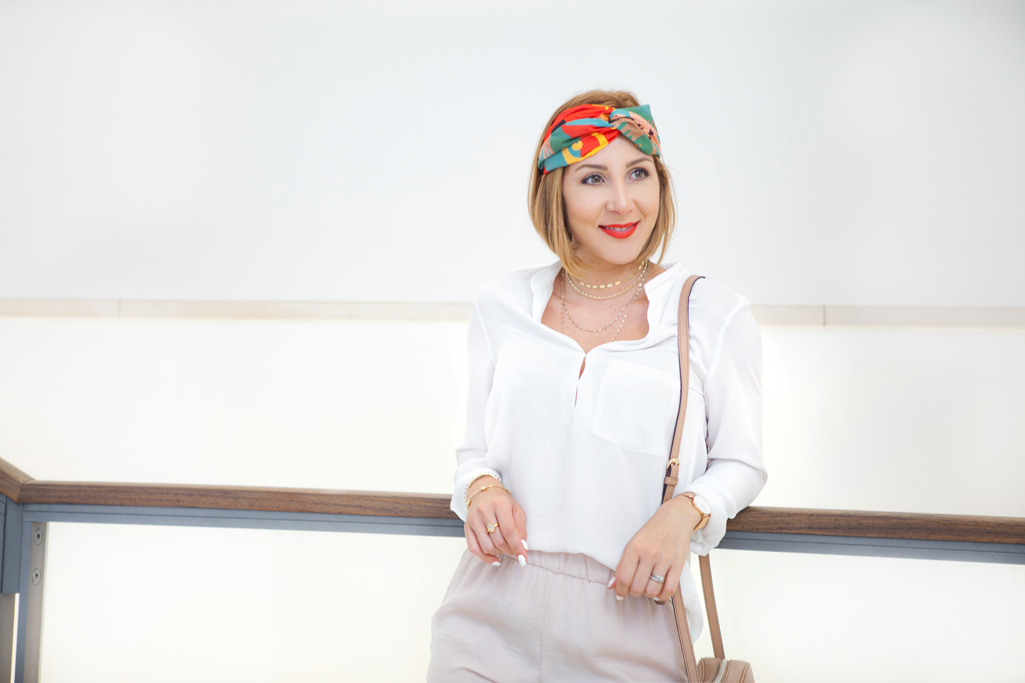 Blame it on Mei, @blameitonmei, Miami Fashion Blogger, Dresden, Germany, Travel Look, Turban Headwrap