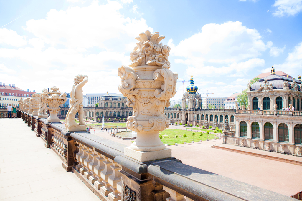 Blame it on Mei, @blameitonmei, Miami Fashion Blogger, Travel, Dresden Germany, Zwinger Palace