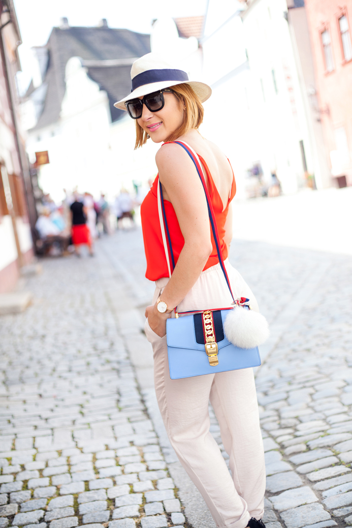 Blame it on Mei, @blameitonmei, Miami Fashion Blogger,Travel Look, Summer Panama Hat Outfit