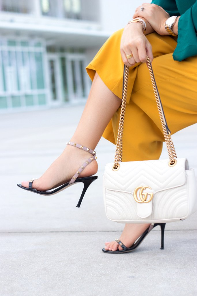 Blame it on Mei @blameitonmei, Miami fashion blogger, how to color block