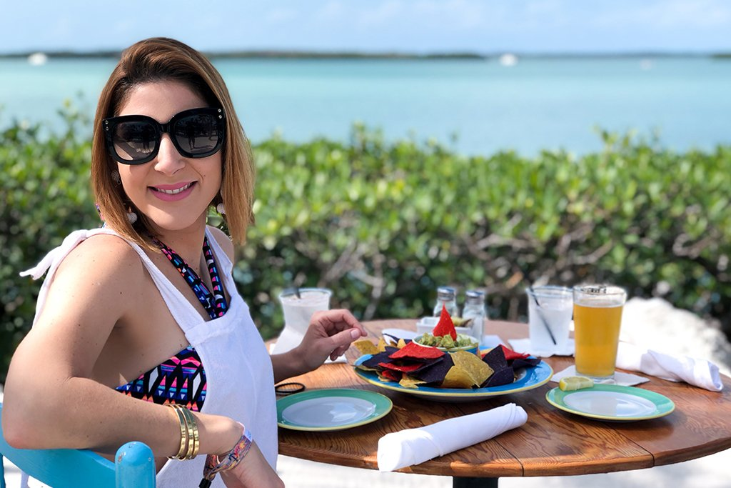 Blame it on Mei, @blameitonmei, Miami Fashion Travel Blogger, Islamorada Staycation Key West, Amara Cay Resort, Morada Bay, The Beach Café