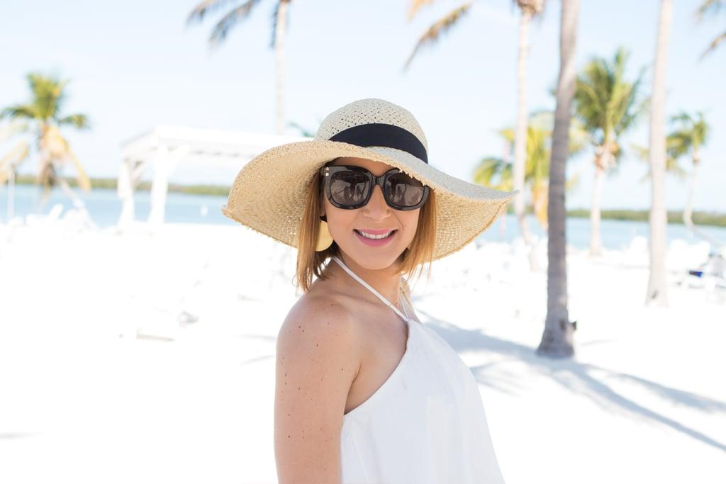 Blame it on Mei, @blameitonmei, Miami Fashion Travel Blogger, Stripe Skirt, Summer Tropical Vacation Style