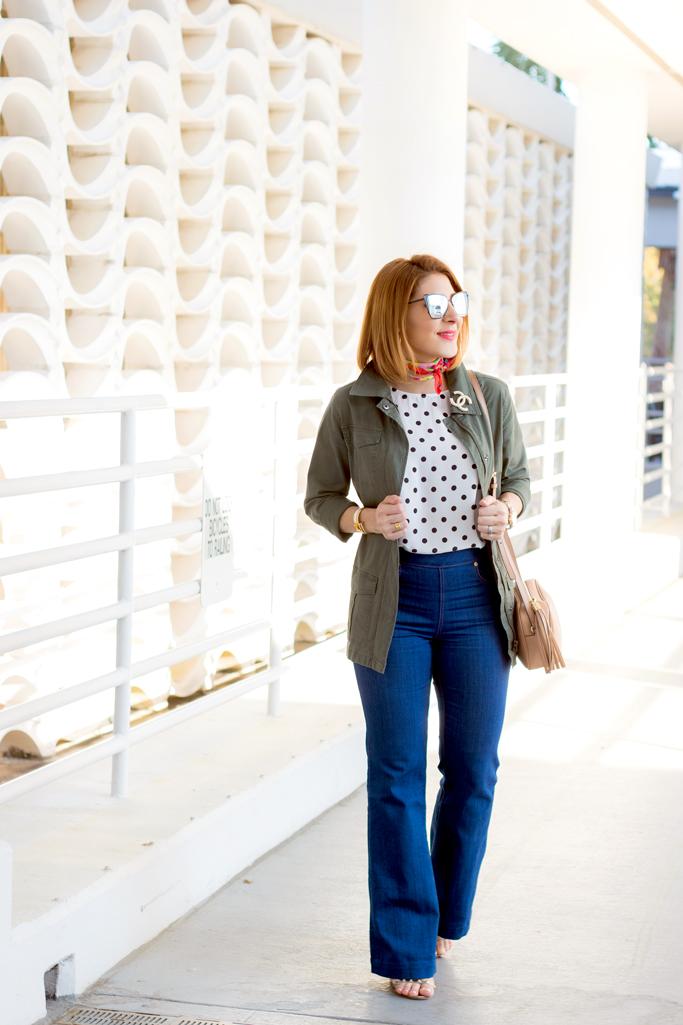 Blame it on Mei, @blameitonmei, Miami Fashion Blogger, how to style utility