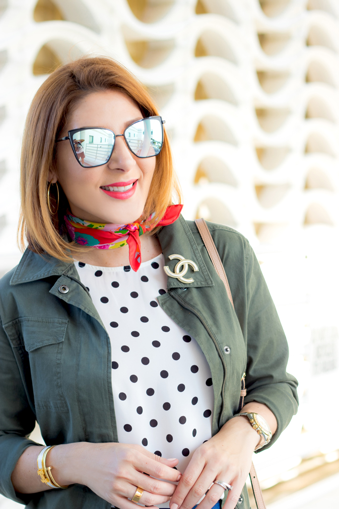 Blame it on Mei, @blameitonmei, Miami Fashion Blogger, how to style utility