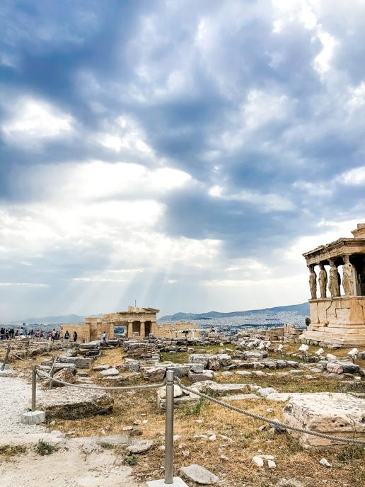 Blame it on Mei, @blameitonmei, Miami Fashion, Travel Blogger, Athens, Travel Guide, Travel Maternity Look, Acropolis, Parthenon