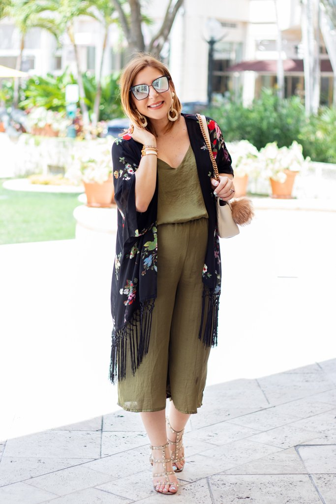 Blame it on Mei, @blameitonmei, Miami Fashion Blogger, Maternity Jumpsuit