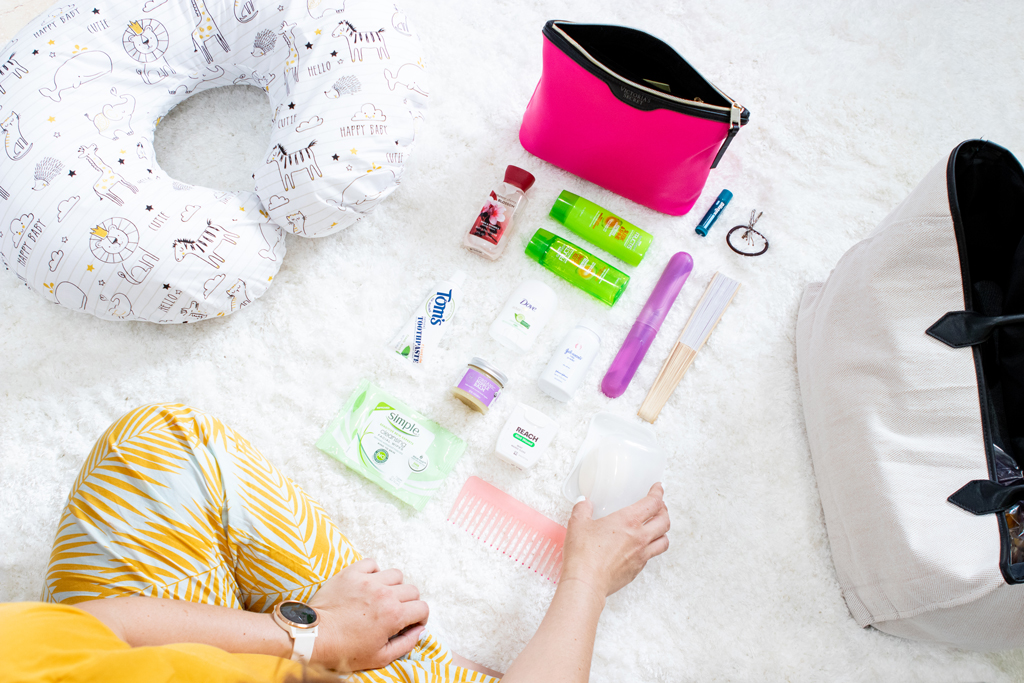 Blame it on Mei, @blameitonmei, Miami Fashion Blogger, Maternity Hospital Bag, Must Haves Essentials