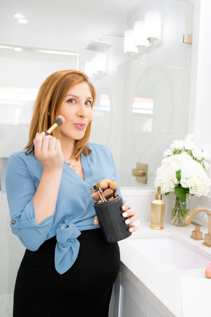 Blame it on Mei, @blameitonmei, Miami Fashion Beauty Blogger, How to clean makeup brushes beautyblender