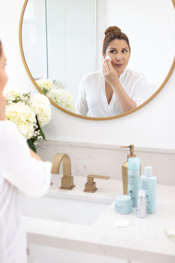 Blame it on Mei, @blameitonmei, Miami Beauty Fashion Blogger, Natural Skincare While Pregnant, Liz Earle