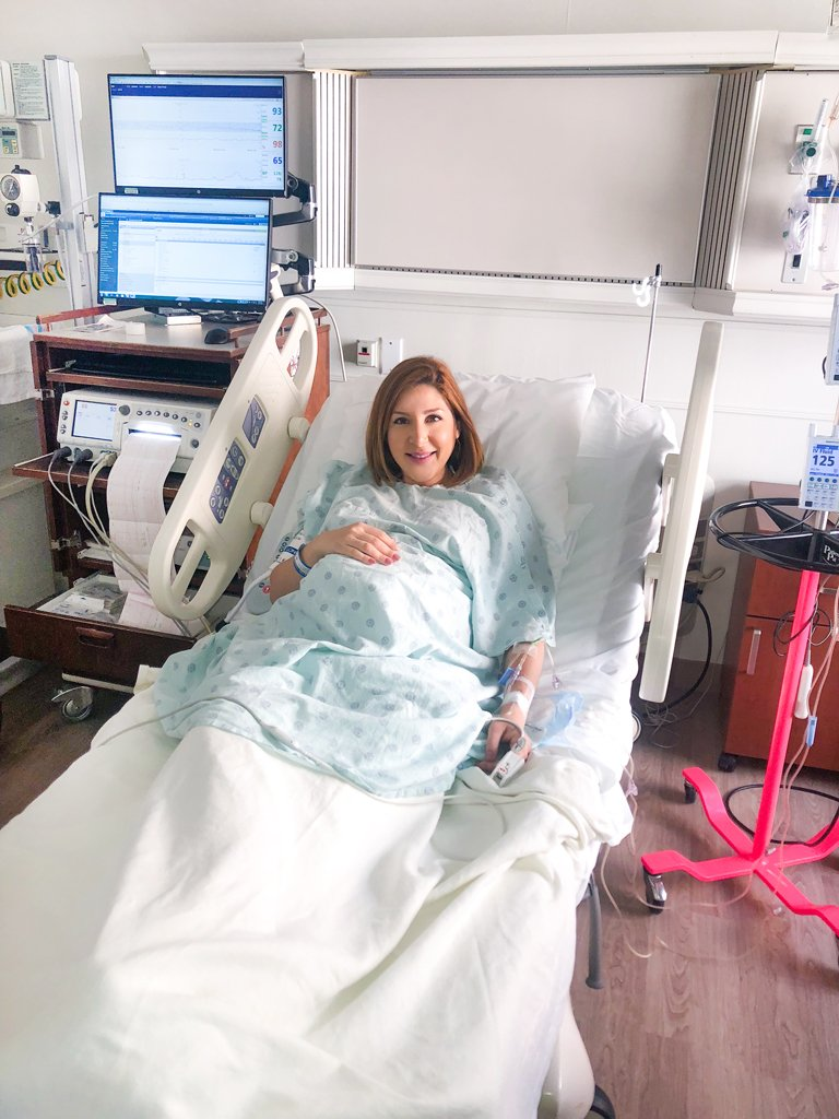 Blame it on Mei, Labor Delivery Story, C Section, Why Cesarean