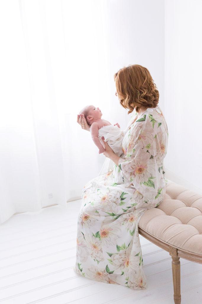 Blame it on Mei, Miami Fashion Mommy Blogger, Newborn Photo Session