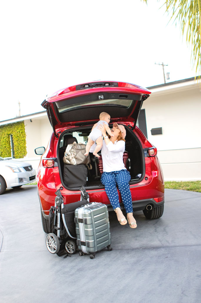 Blame it on Mei, Miami Fashion Blogger, Road Trip With Baby, What To Pack For Baby