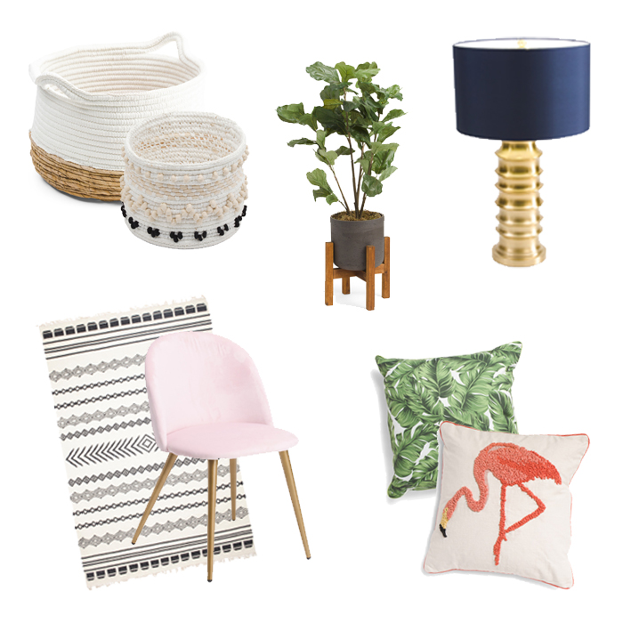 TJ Maxx Finds: Get Your Home Décor Spring Ready With as