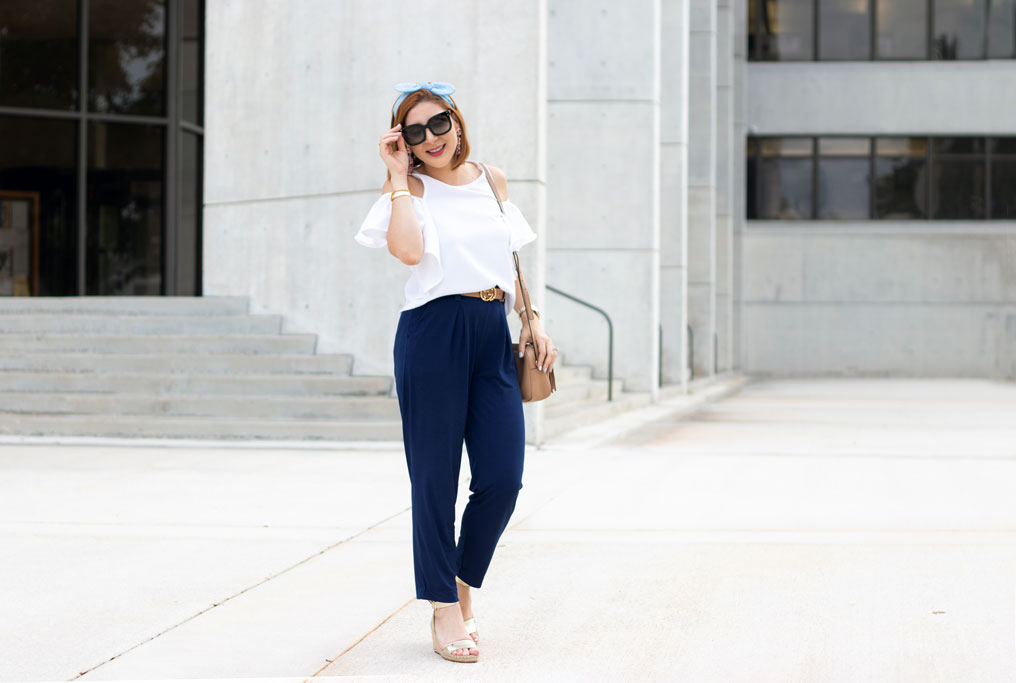 Blame it on Mei, @blameitonmei, Miami Fashion Lifestyle Blogger, How To Wear Headbands Headwrap