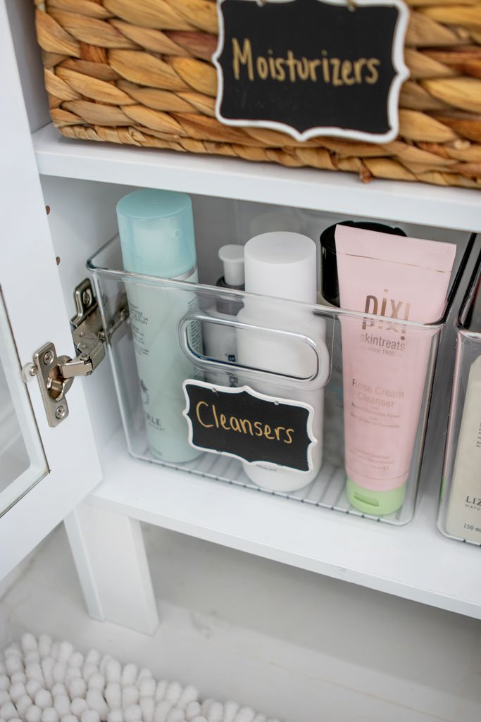 Blame it on Mei, Miami Fashion Lifestyle Blogger, How to organize bathroom