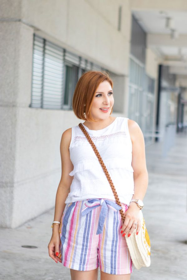 Blame it on Mei, @blameitonmei, Miami Fashion Mommy Blogger, cheap summer look, outfit 4 months pregnant, look under $100