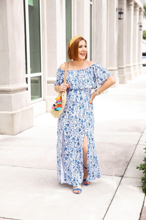 Blame it on Mei, @blameitonmei, Miami Fashion Mom Blogger, summer dress under $15, 4 months pregnant, summer look outfit