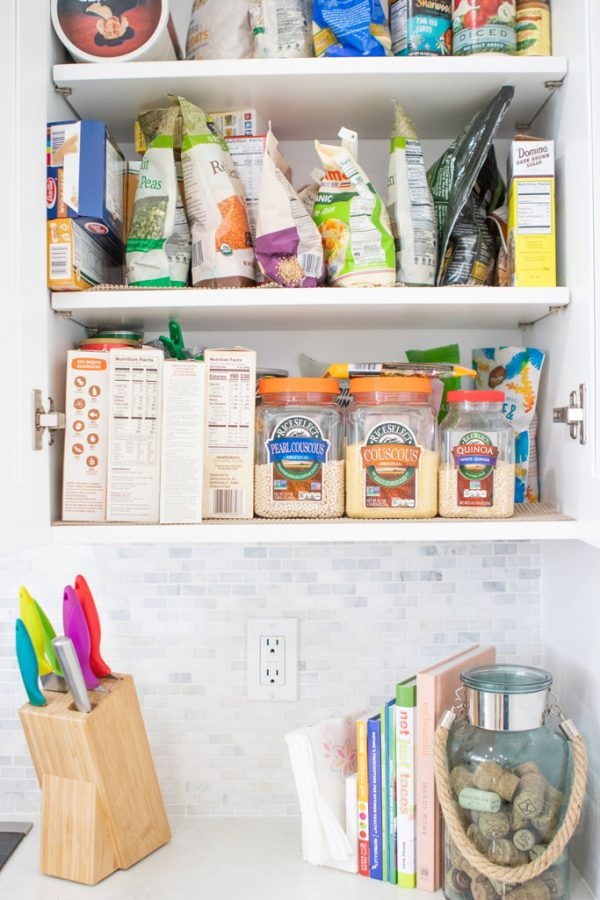 Blame it on Mei, @blameitonmei, Miami Fashion Lifestyle Mom Blogger, how to organize small pantry, maximize space