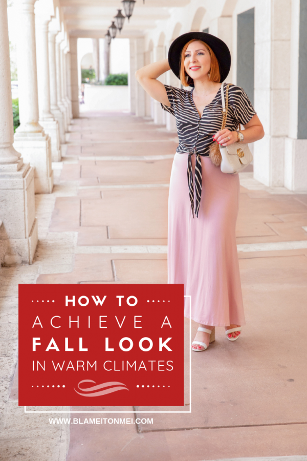 Blame it on Mei, @blameitonmei, Miami Fashion Mom Blogger, how to wear fall look animal print