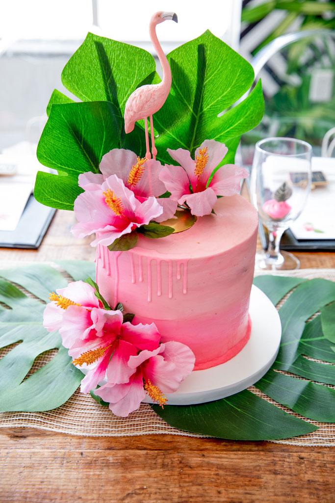 Blame it on Mei, @blameitonmei, Miami Fashion Mom Blogger, flamingo tropical baby shower theme