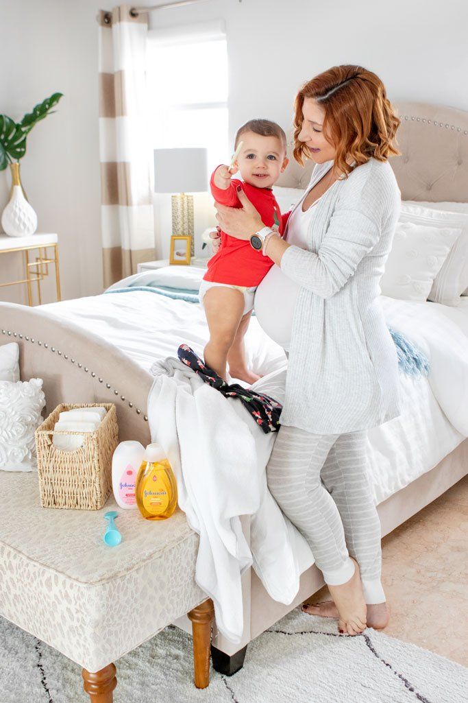 Blame it on Mei, @blameitonmei, Miami Mom Lifestyle Blogger, Creating Family Traditions, Johnson's Baby Shampoo
