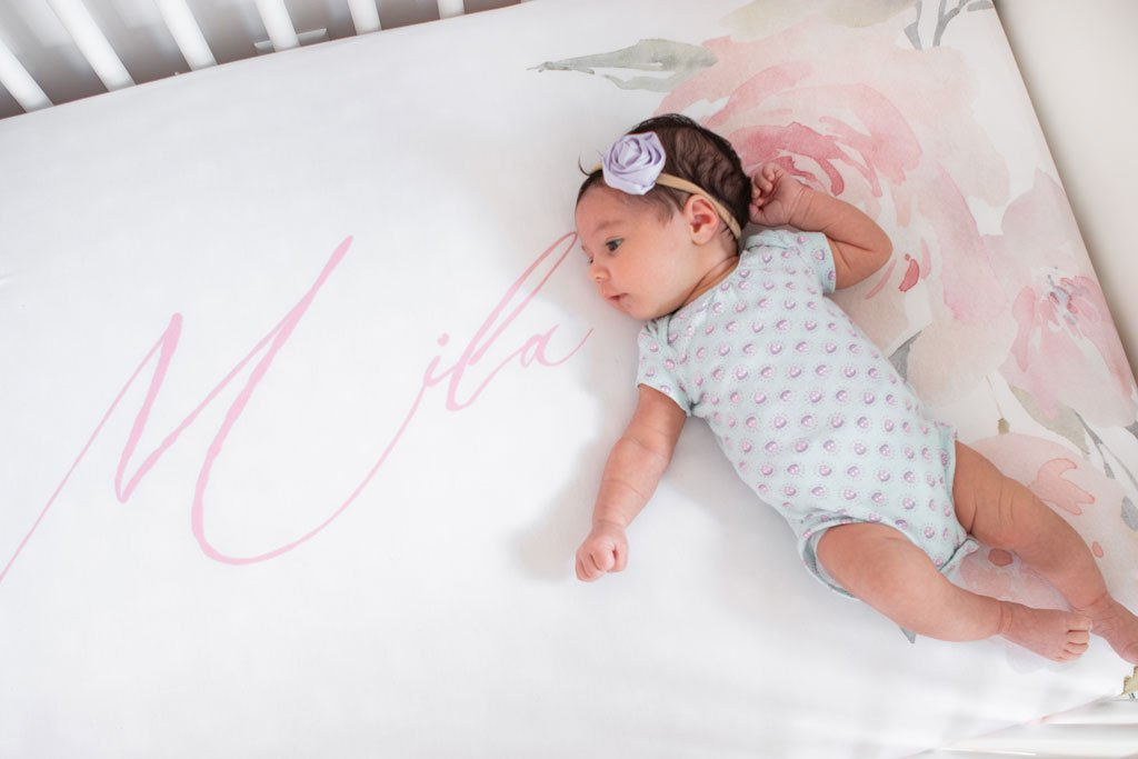 Blame it on Mei, @blameitonmei, Miami Fashion Lifestyle Mom Blogger, Vintage Floral Boho Nursery