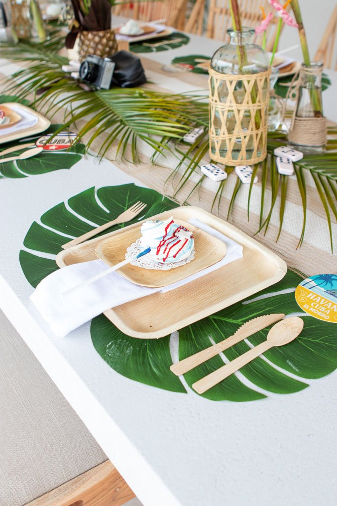 Blame it on Mei, @blameitonmei, Miami Lifestyle Mom Blogger, Tropical Cuban Theme Party