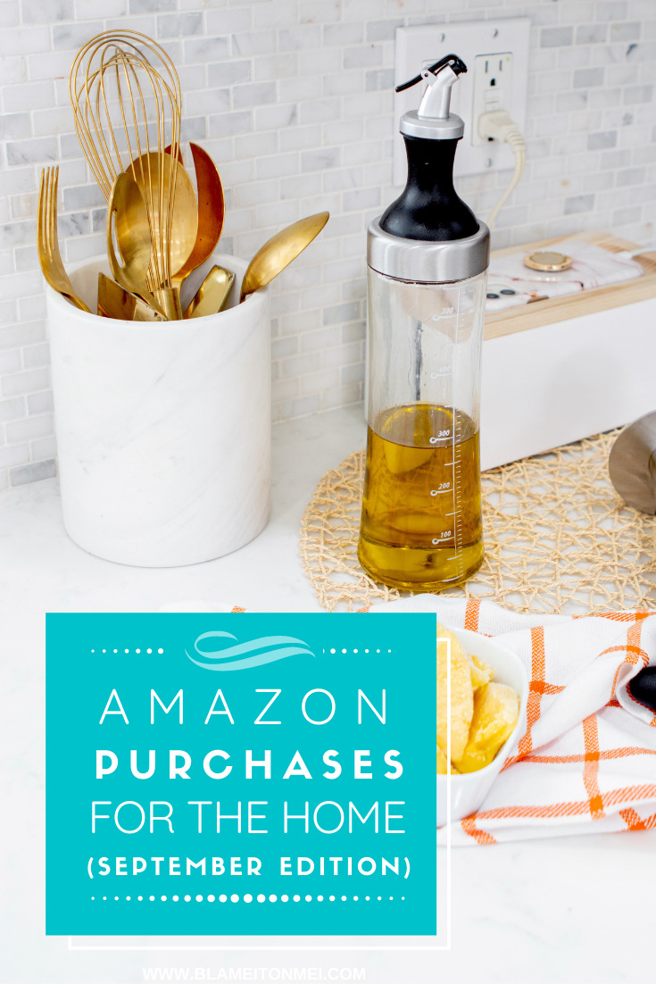 Blame it on Mei, @blameitonmei, Miami Lifestyle Mom Blogger, Amazon home purchases