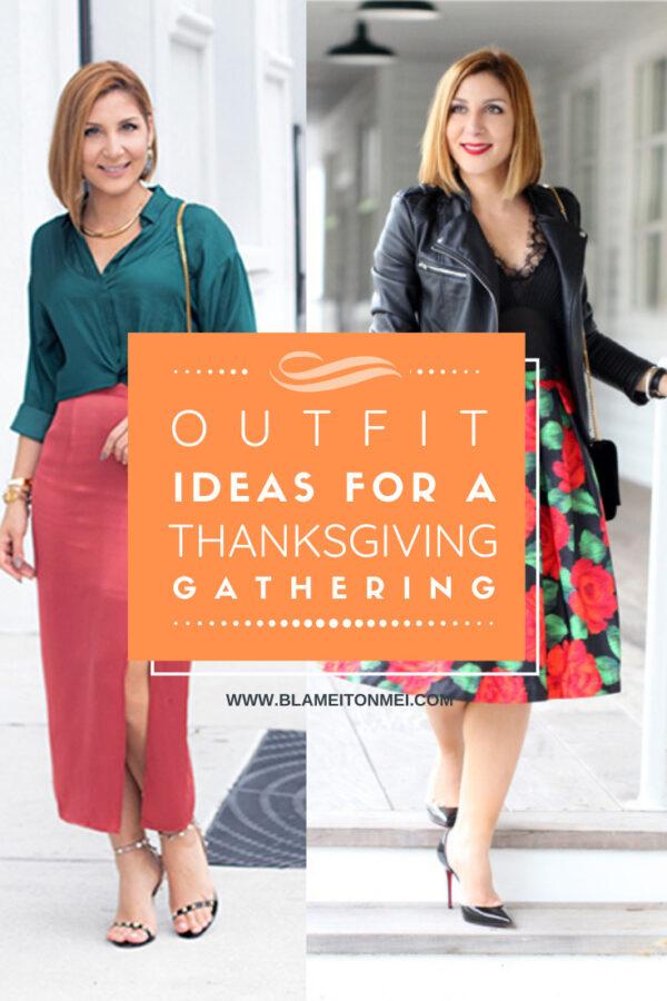 Blame it on Mei @blameitonmei Miami Lifestyle Mom Blogger thanksgiving outfit ideas