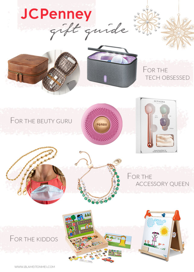 Blame it on Mei, @blameitonmei, Miami Lifestyle Mom Blogger, holiday gift guide JCPenney