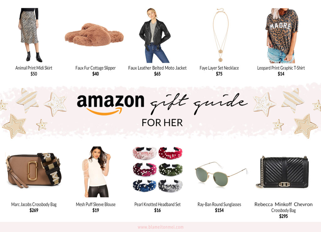 Blame it on Mei, @blameitonmei, Miami Lifestyle Mom Blogger, Christmas gifts from Amazon for her