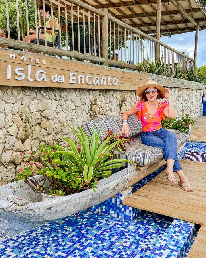 Blame it on Mei, @blameitonmei Miami Lifestyle Mom Blogger, What to do Cartagena Travel Guide, isla del encanto
